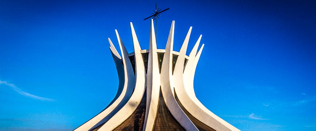 Catedral de Brasília. Foto: JLSerzedelo